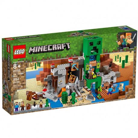 LEGO MINECRAFT 21155 Kopalnia Creeperów