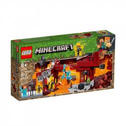 LEGO MINECRAFT 21154 Zestaw Most Płomyków