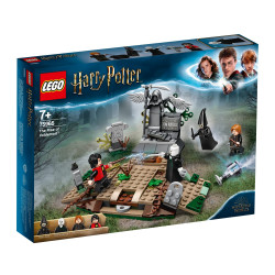 LEGO HARRY POTTER 75965 Powrót Valdemorta