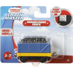 Fisher-Price - TOMEK I PRZYJACIELE - Track Master - Kłopotliwy Wagon - Troublesome Truck - GDJ46