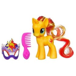 Hasbro - A4075 - A2360 - My Little Pony - Figurka Podstawowa - Sunset Shimmer