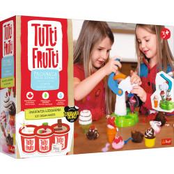 TREFL Tutti Frutti Ciastolina Zapachowa Zestaw Smakowita Lodziarnia 60749