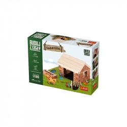TREFL Brick Trick Buduj z Cegieł Zagroda 60875