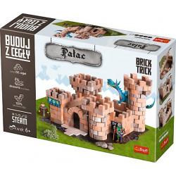 TREFL Brick Trick Buduj z Cegieł Pałac 60881