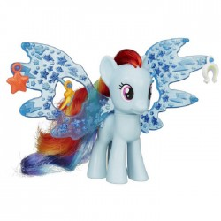 Hasbro - B0358 - B0671 - My Little Pony - Skrzydlate Kucyki - Rainbow Dash