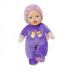 Zapf Creation Baby Born Lalka Pierwsza Miłość Fioletowa 825303