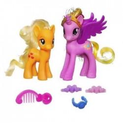 Hasbro - A2658 - A2004 - My Little Pony - Księżniczki - Cadance i Applejack