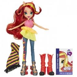 Hasbro - A9248 - A8841 - My Little Pony - Equestria Girls - Modna Lalka - Sunset Shimmer
