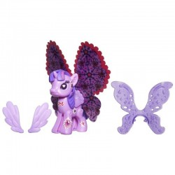 Hasbro - B0371 - B0373 - My Little Pony - Style Kit - Skrzydlate Kucyki - Twolight Sparkle