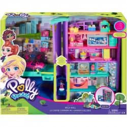Mattel Lalka Polly Pocket Centrum Handlowe Pollyville GFP89