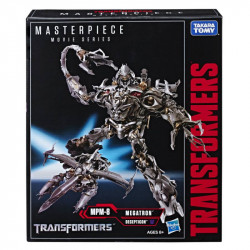 HASBRO Transformers Masterpiece MOVIE SERIES Megatron MPM-8 E3490