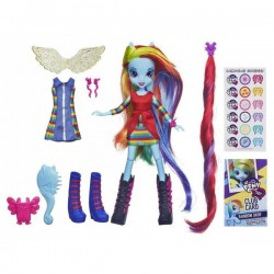 Hasbro - A3995 - A4121 - My Little Pony - Equestria Girls Rainbow Rocks - Rainbow Dash