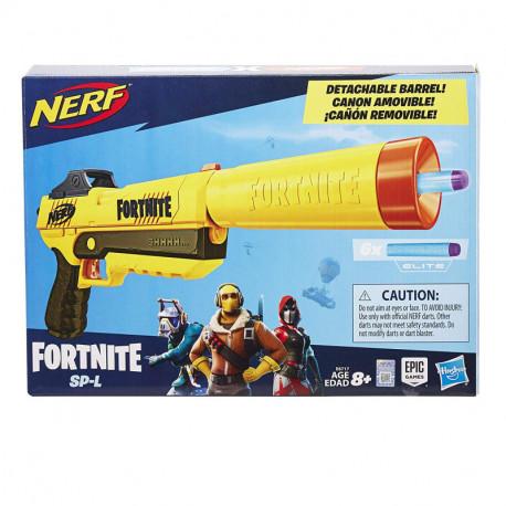 Hasbro NERF FORTNITE Pistolet SP-L E6717