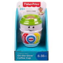 Fisher-Price Magiczny Kubeczek Kawy Zabawka Interaktywna GKC29