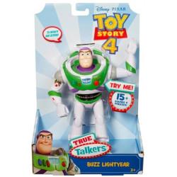 Mattel Toy Story Mówiący Buzz Astral Figurka GGT50