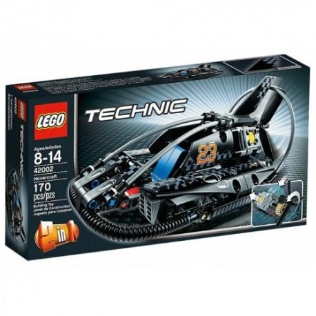 LEGO TECHNIC 42002 Poduszkowiec