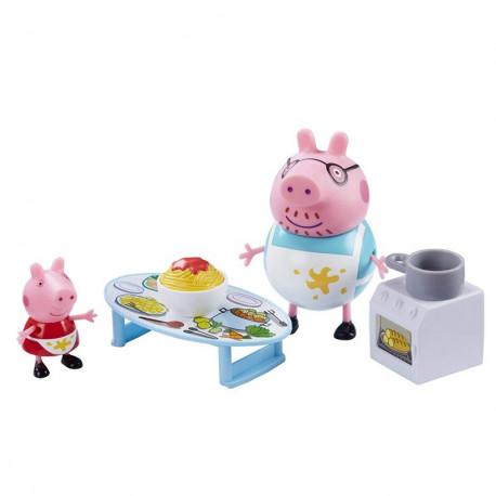 świnka Peppa Rodzinne Gotowanie Kuchnia 06923