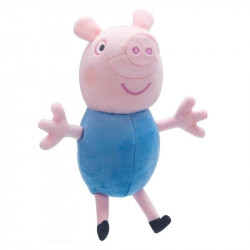Świnka Peppa Pluszowa Maskotka George 06124