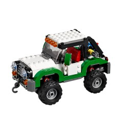 LEGO CREATOR 31037 Pojazd Przygodowy