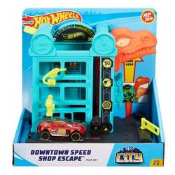 Mattel HOT WHEELS CITY Ucieczka ze Sklepu GFY69