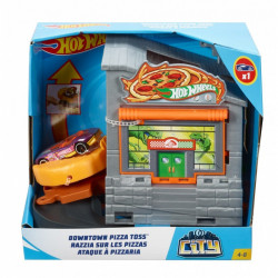 Mattel HOT WHEELS CITY Dino Pizzeria GFY68