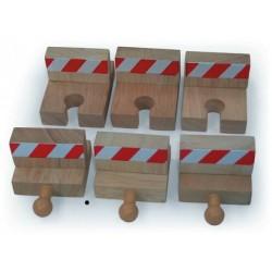 Bigjigs Toys - BJT161 - Bloki Oporowe