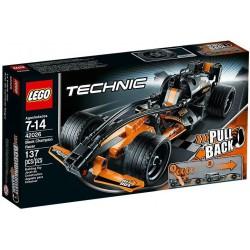 LEGO TECHNIC 42026 Czarny Zdobywca Dróg