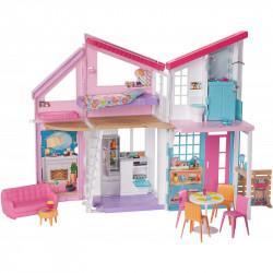 Mattel Lalka Barbie Duży Domek Malibu FXG57