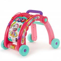LITTLE TIKES Jeździk w Kolorze Różowym Chodzik 3w1 643095
