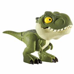 Mattel JURASSIC WORLD Mini Figurka Ruchomy Dinozaur TYRANOSAURUS REX GLH25