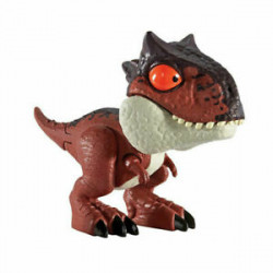Mattel JURASSIC WORLD Mini Figurka Ruchomy Dinozaur KARNOTAUR GLH24