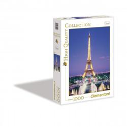CLEMENTONI Puzzle 1000 el. High Quality Collection PARYŻ Wieża Eiffla 39122