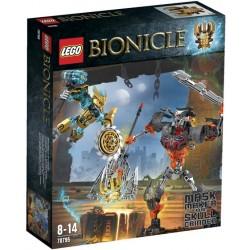 LEGO BIONICLE 70795 Twórca Masek vs. Władca Czaszek NOWOŚĆ 2015