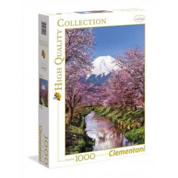 CLEMENTONI Puzzle 1000 el. High Quality Collection Mountain Góry Fudżi 39418