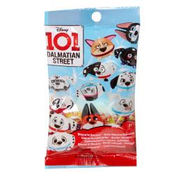Mattel Disney 101 DALMATYŃCZYKÓW Ulica Dalmatyńczyków Saszetka z Niespodzianką GBM10