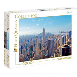 CLEMENTONI Puzzle 2000 el. High Quality Collection New York 32544
