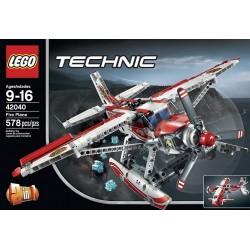 LEGO TECHNIC 42040 Samolot Strażacki NOWOŚĆ 2015