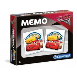 Clementoni Gra Towarzyska Memo Cars 13279