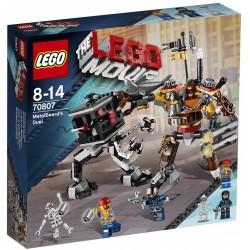 LEGO MOVIE 70807 Pojedynek Stalowobrodego