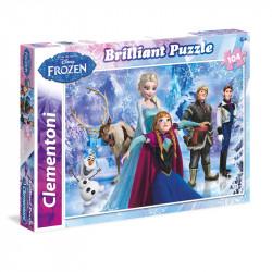 CLEMENTONI Puzzle Frozen Kraina Lodu 104el. 20127