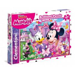 CLEMENTONI Puzzle Minnie Mouse Myszka Minnie 104el. 20145