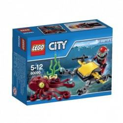 LEGO CITY 60090 Podwodny Świat - Skuter Głębinowy NOWOŚĆ 2015