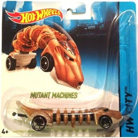 Mattel - CGM82 - HW City - Hot Wheels Mutant - Mutant Machines - Rattle Roller