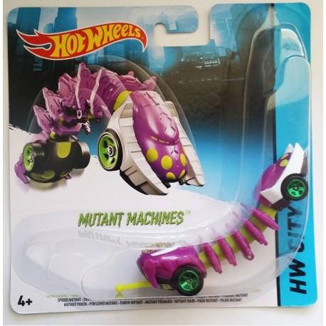Mattel - CGM85 - HW City - Hot Wheels Mutant - Mutant Machines - Spider