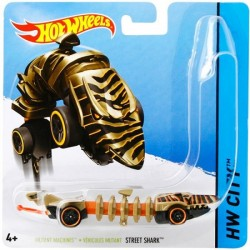Mattel - BBY91 - HW City - Hot Wheels Mutant - Mutant Machines - Street Shark