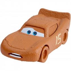 Mattel CARS Samochodzik Ubłocony Zygzak McQueen DXV51