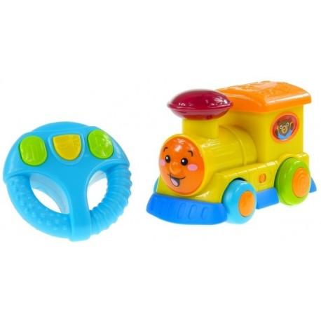 Smily Play - 1156 - Pojazd Sterowany - Lokomotywa