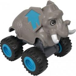 FISHER-PRICE Blaze i Mega Maszyny Die-Cast Elephant Truck SŁOŃ FHV27
