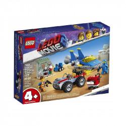 LEGO MOVIE 70821 Warsztat Emmeta i Benka 70821