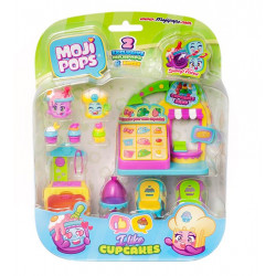 Magic Box Toys MOJI POPS Zestaw Figurek Seria 1 I Like Cupcakes 9543